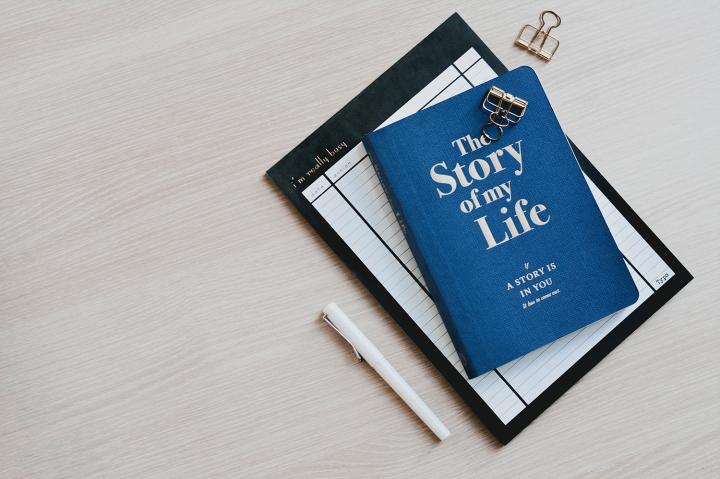J'écris des histoires!